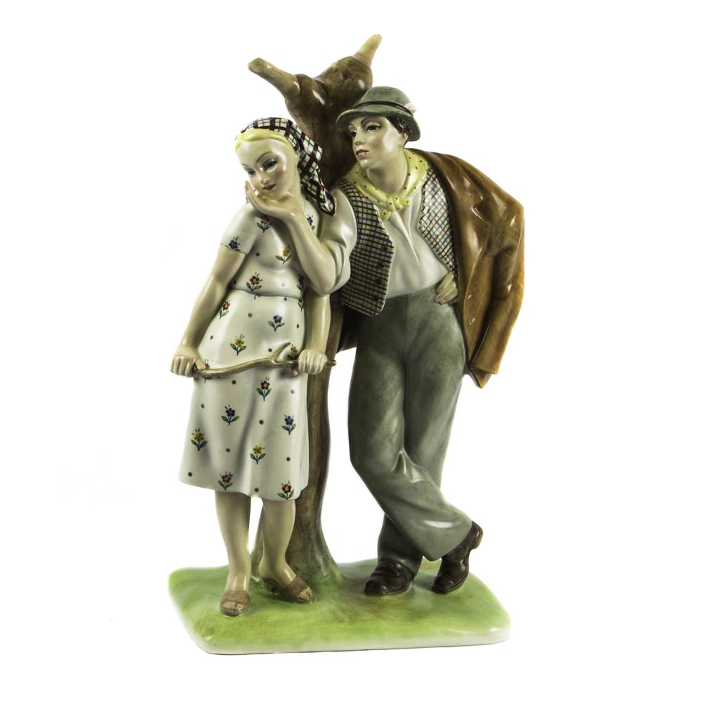buy online eeb9d b53c1 Scultura in ceramica - Abele Jacopi - Lenci 1940 - Vendita ...